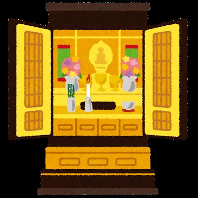 相続放棄と仏壇